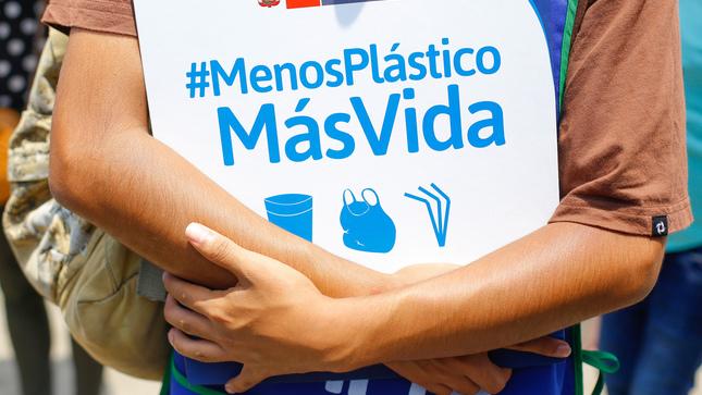 Ver campaña Menos plástico más vida