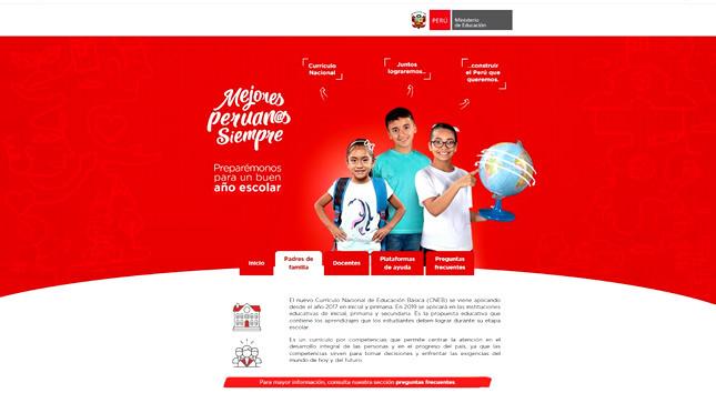 Ver campaña Inicio de clases 2019