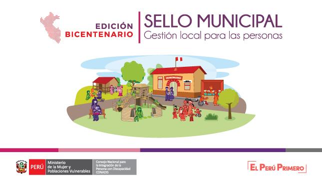 """Ver campaña Edición Bicentenario del premio nacional """"Sello Municipal"""". Inscríbete hasta el 15 de abril"""