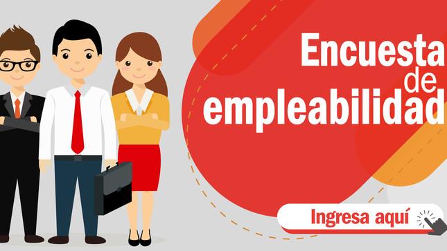 Ver campaña Encuesta de empleabilidad