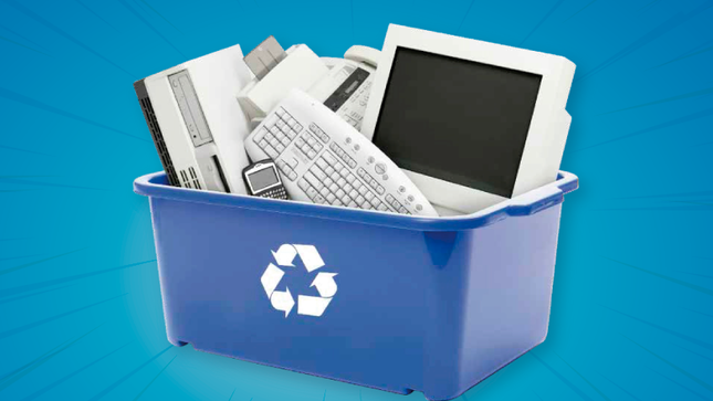 Ver campaña Manejo de Residuos de Aparatos Eléctricos y Electrónicos