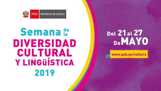 Ver campaña Semana de la Diversidad Cultural y Lingüística 2019