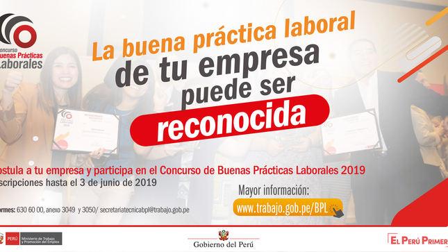Ver campaña Concurso Buenas Prácticas Laborales