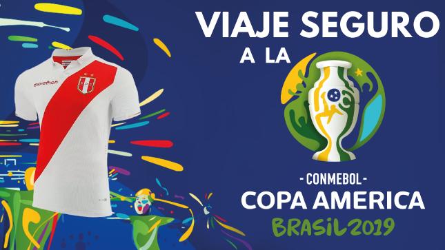 Ver campaña Viaje seguro a la Copa América Brasil 2019