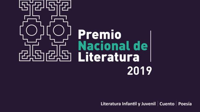Ver campaña Premio Nacional de Literatura 2019