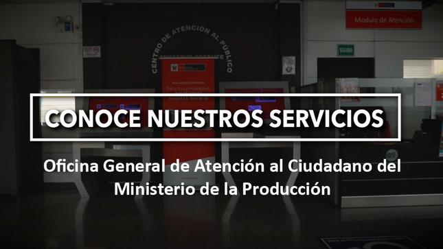 Servicios De Atención Al Ciudadano Gobierno Del Perú