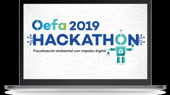 Ver campaña Hackathon OEFA 2019