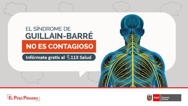 Ver campaña Síndrome de Guillain-Barré
