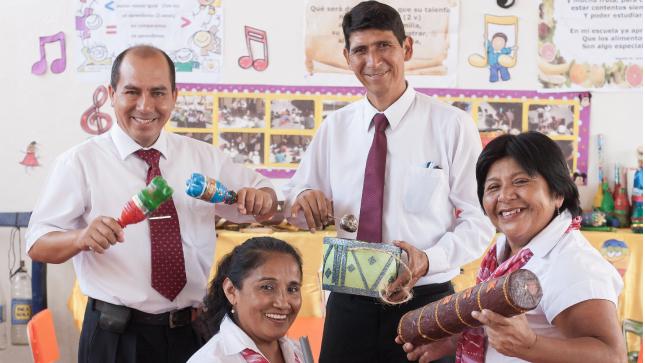 Ver campaña Minedu invita a empresas a participar de proceso para posible suscripción de convenios en el marco del bienestar docente