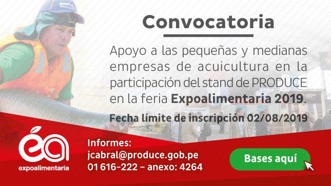 Ver campaña Expoalimentaria 2019