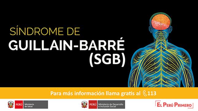 Entérate todo sobre el Síndrome de Guillain-Barré (SGB)