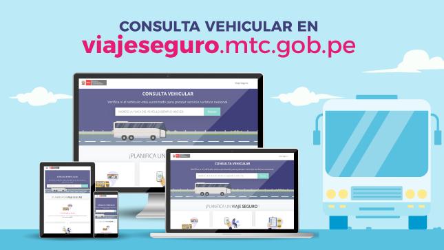 Aquí podrás identificar los vehículos que están autorizados para prestar el servicio de transporte turístico y poder tener un VIAJE SEGURO!.