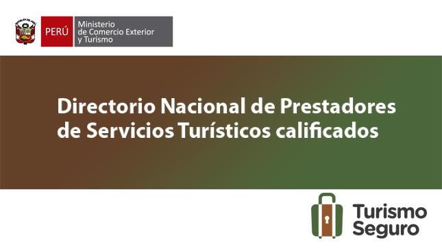 Ver campaña Directorio Nacional de Prestadores de Servicios Turísticos Calificados