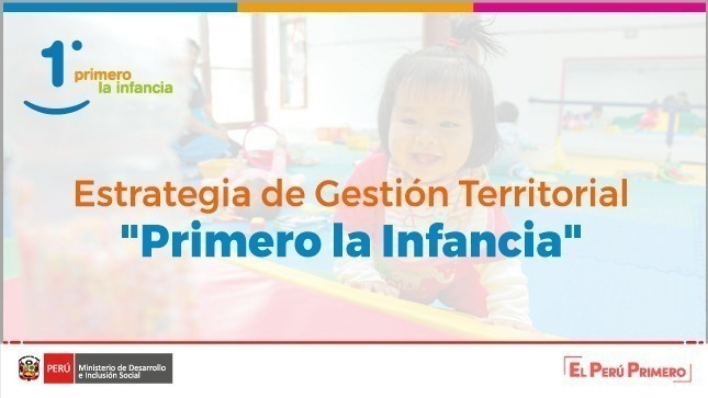 """Ver campaña Estrategia de Gestión Territorial """"Primero la Infancia"""" / Talleres descentralizados por mancomunidades y grupos de regiones"""