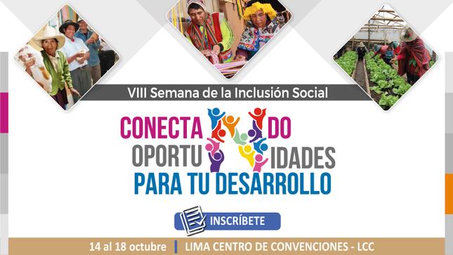 Ver campaña VIII Semana de la Inclusión Social