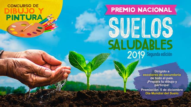 Ver campaña Premio Nacional Suelos Saludables 2019