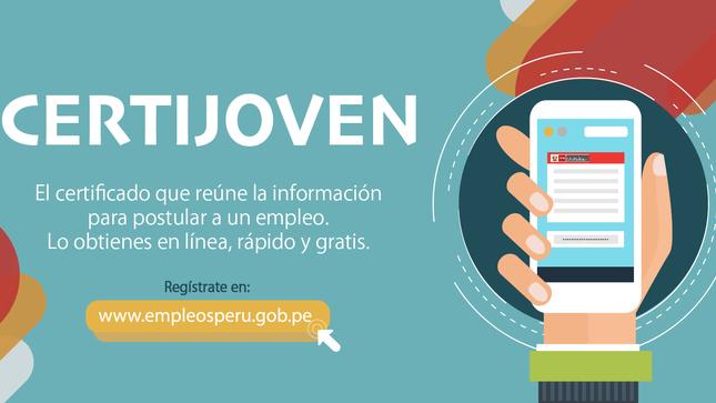 Ver campaña Certijoven - Certificado Único Laboral para Jóvenes