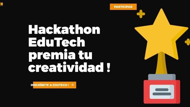 Ver campaña Hackathon Edutech
