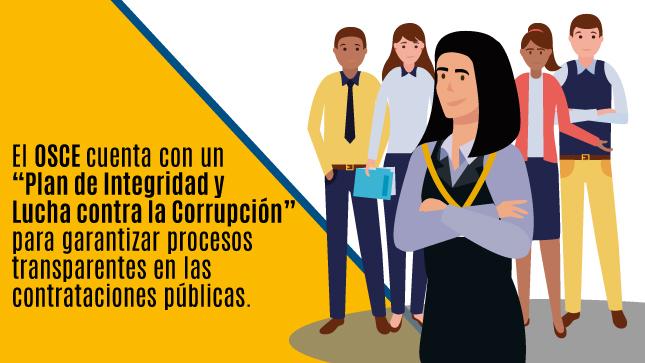 Ver campaña Plan Institucional de Integridad y Lucha contra la Corrupción