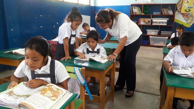 Convocatoria para la subvención a instituciones educativas públicas que brindan servicio educativo primaria multigrado monolingüe castellano y  modelos de servicio educativo de secundaria en ámbito rural.