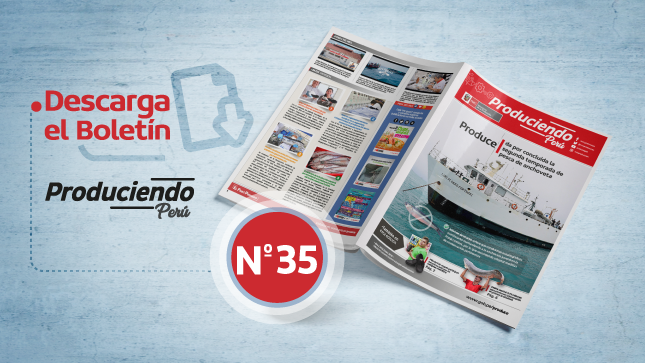 Descarga el boletín informativo Produciendo Perú n.º 35
