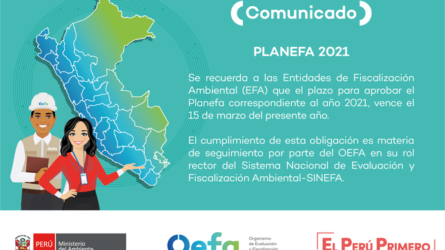 Ver campaña Aprobación del Planefa 2021