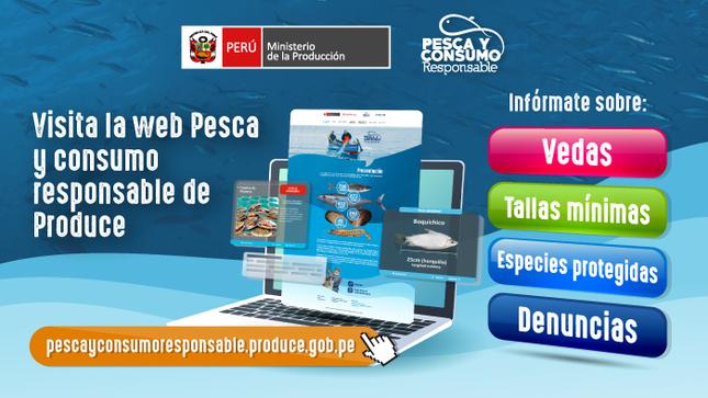 Ver campaña Te presentamos la web de Pesca y Consumo Responsable   💻