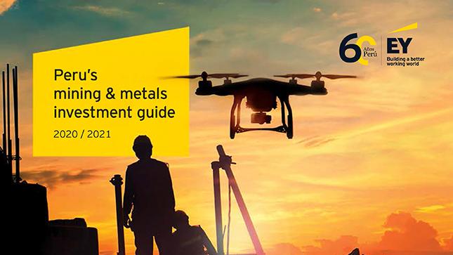 """Ver campaña Presentación de """"Peru´s Mining & Metals Investment Guide 2020 / 2021"""""""
