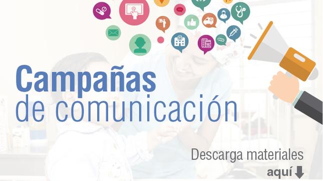 Ver campaña Campañas de comunicación