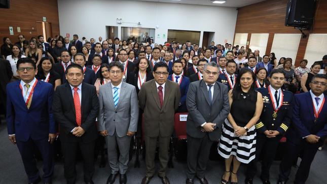 Ver campaña Juramentación de Procuradores Públicos