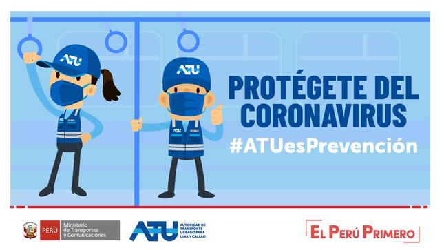 Ver campaña Protégete del Coronavirus COVID-19