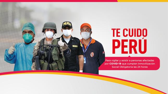 Ver campaña Te Cuido Perú