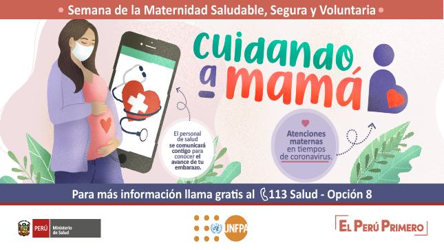 Semana de la Maternidad Saludable, Segura y Voluntaria