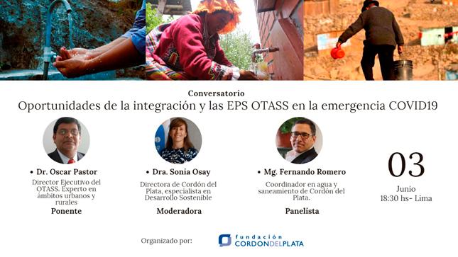 Ver campaña Oportunidades de la integración y las EPS OTASS en la emergencia COVID-19