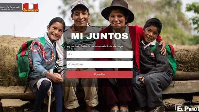 Ver campaña CAMPAÑA DIFUSIÓN DE MI JUNTOS POR BONO FAMILIAR UNIVERSAL