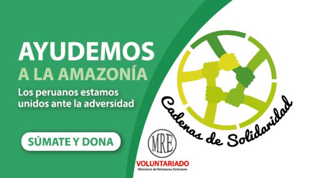 Ver campaña Cadenas de Solidaridad