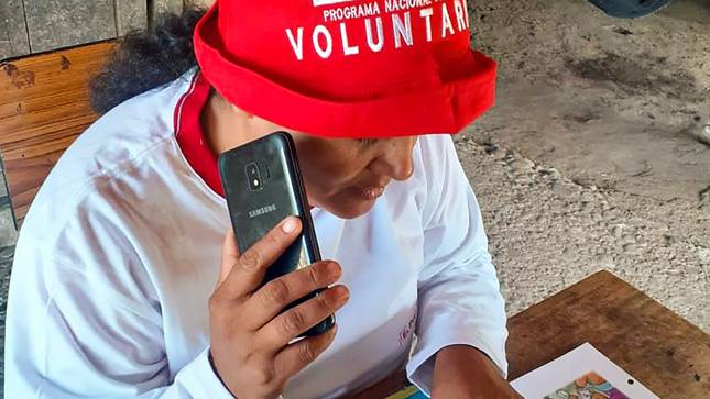 Ver campaña Estrategia Temporal de Vigilancia Comunitaria No Presencial