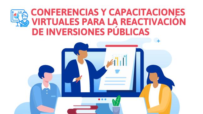 Participa de nuestras conferencias y capacitaciones virtuales