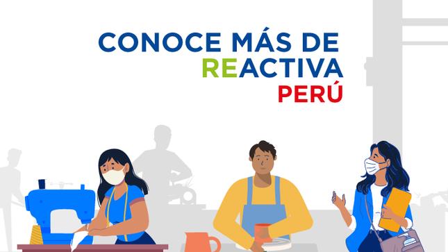 Ver campaña Reactiva Perú