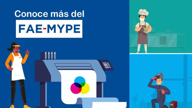 Ver campaña Fondo de Apoyo Empresarial para mypes (FAE-Mype)