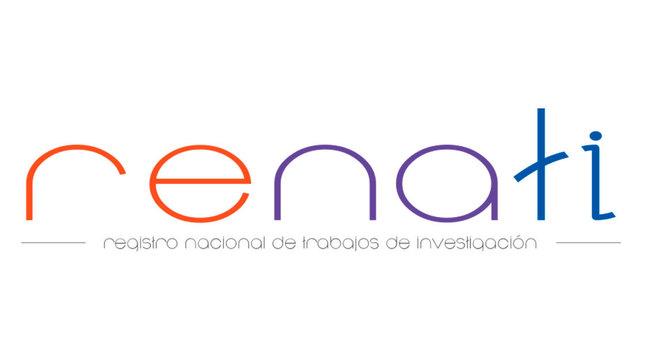 Registro Nacional de Trabajos de Investigación