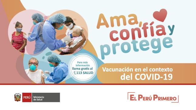 Ver campaña Vacunación en el contexto del COVID-19