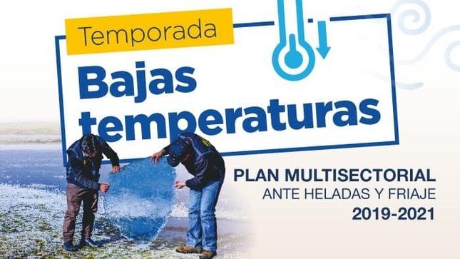 Ver campaña Temporada de Bajas Temperaturas 2021