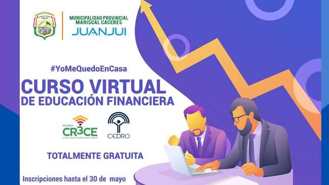 Ver campaña CURSO VIRTUAL DE EDUCACIÓN FINANCIERA