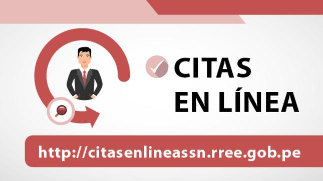Ver campaña Sistema de Citas para solicitar asistencia legal humanitaria para los peruanos en el exterior