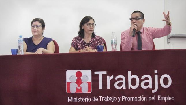 Ver campaña CENARES realizó taller de gestión contable con entidades del Sector Público