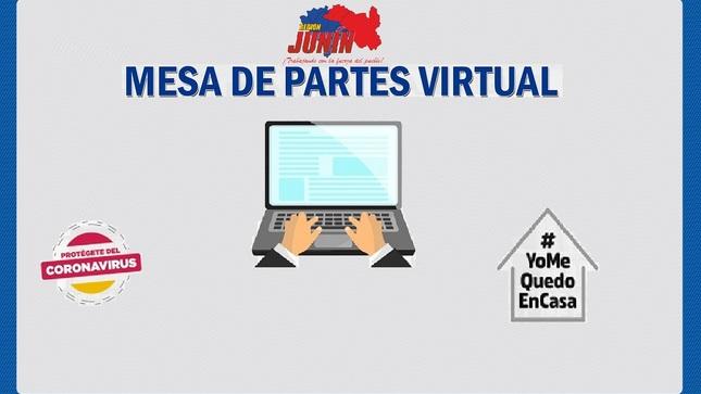 Ver campaña Mesa de Parte Virtual