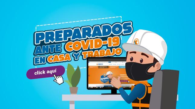 Ver campaña Preparados ante emergencias en tiempos de COVID 19