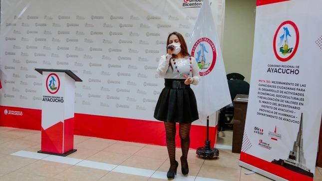 Ver campaña BASES DE CONCURSO NACIONAL DE COMPOSITORES DE LA LETRA, MÚSICA Y ARREGLO ORQUESTAL DEL HIMNO DE LA REGIÓN AYACUCHO.