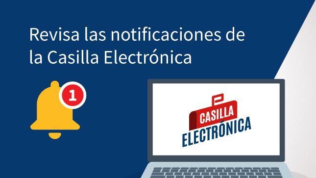 Ver campaña Casilla Electrónica